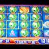 Wicked Beauty *MEGA* BIG WIN! Diamond Wilds Line Hit WMS Slot Machine
