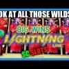 Casino Video Slot Machine Bonus Big Wins (Lightning Link) – SC Slots