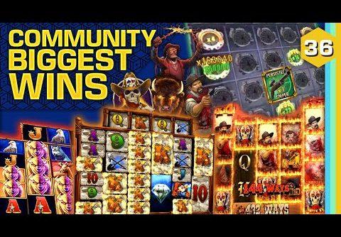 Community Biggest Wins #36 / 2021