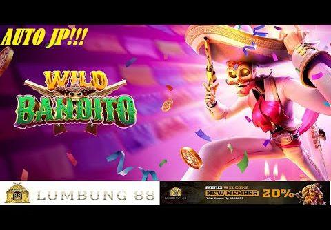 WILD BANDITO GAME SLOT PG!!! AKHIRNYA DIKASIH JP BISA BOKEH WALAU RECEH DIBANDIT SUPER BIG WIN