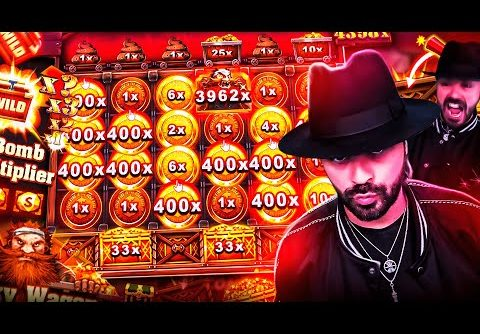 ROSHTEIN Mega Win x5000 on FIRE IN THE HOLE  Slot – TOP 5 Mega wins of the week