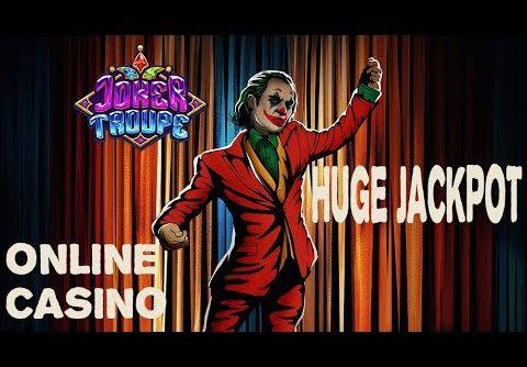 💥 Big Win on Joker Troupe slot machine 💥. Biggest online casino win
