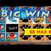 Tiger's Realm Slot – lNCREDIBLE $1000 BIG WIN – $8 Bet!