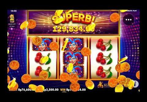 Penggemar Slot Gacor || Mahadewa88-Slot Pragmatic || Super Big Win di Super Joker Memang Keren Abis