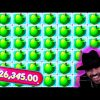 NEW RECORD BIG WIN ON THE FRUIT PARTY SLOT!
