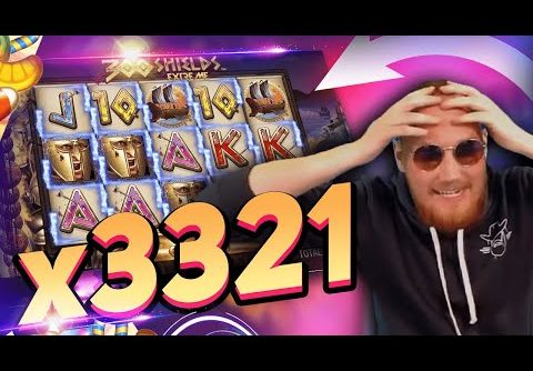 ClassyBeef Record Win x3321 on 300 Shields slot – TOP 5 Biggest wins of the week