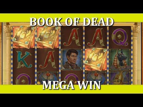MEGA COMEBACK ON BOOK OF DEAD SLOT!!