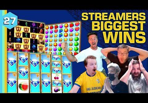 Streamers Biggest Wins – #27 / 2021