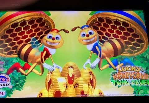 BEEZY SAVES THE DAY!!!!  SUPER BIG WIN TWIN FEVER SLOT