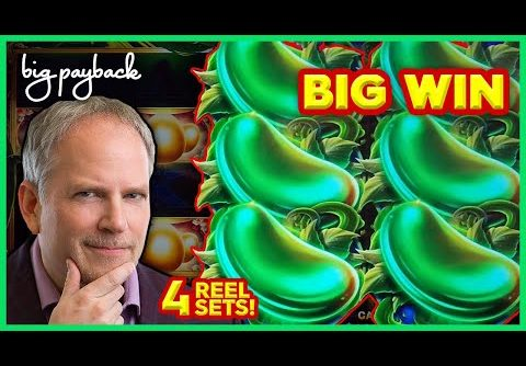 AWESOME NEW GAME! Jack's Riches Slot – BIG WIN BONUS!