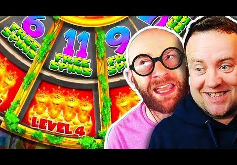 *wow* MASSIVE BIG WIN on BONUS BUYS Slots (with @Hideous Slots Xtra)