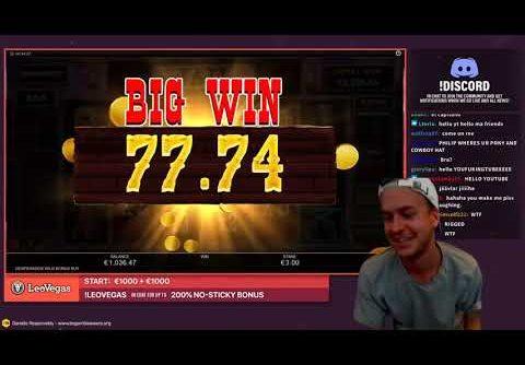 Nitropolis Big Win ⇓ Cyberslot Megaclusters™ (Big Time Gaming) Super Mega Win