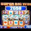 Great Eagle Returns SUPER BIG WIN! 5 Cent Denom WMS Slot Machine