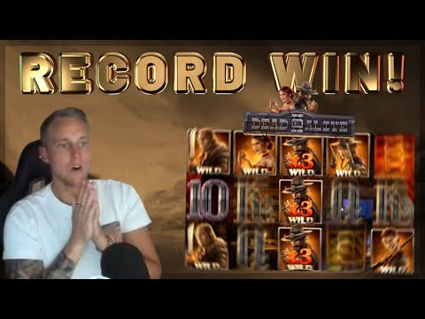 RECORD WIN!!! Dead Or Alive 2 Big Win – Casino Games – Huge win on Online slots from CasinoDaddy