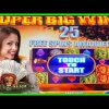 **SUPER BIG WINS!** SO MANY LIONS!🦁KING OF AFRICA SLOT MACHINE BONUS WINS! #casino