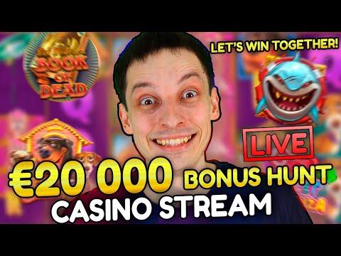 🔥SLOTS LIVE Casino Stream! – BIG WINS and BONUS BUYS with mrBigSpin