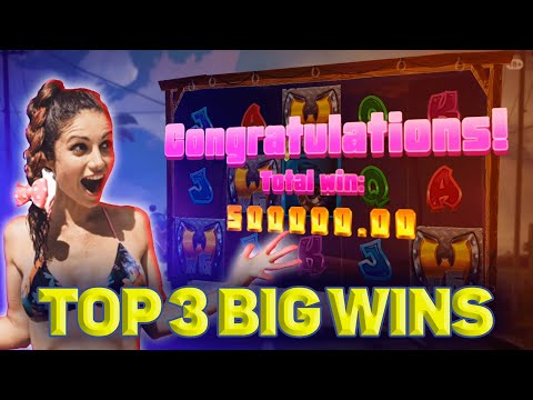 Big Epic Win Compilation on Top Dawgs Slot