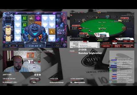 Gem Rocks Slot Gives Super Big Win!!