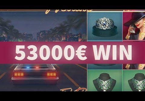 Hotline Slot – RECORD WIN – 53.000€ – Real money!