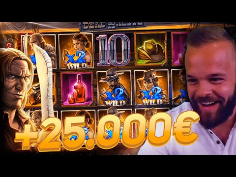 ClassyBeef Extra Win 25.000€ Dead or Alive 2 slot – TOP 5 Biggest wins of the week