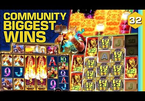 Community Biggest Wins #32 / 2021