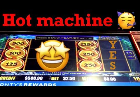 BIG WIN PEACOCK PRINCESS on FIRE 🥳 DRAGON LINK SLOT MACHINE 🤑 POkIE WINS