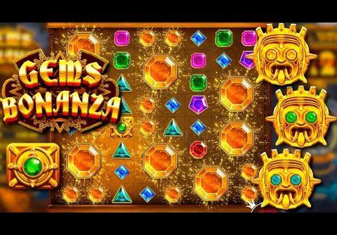 Gems Bonanza Biggest Wins & World Records Compilation!
