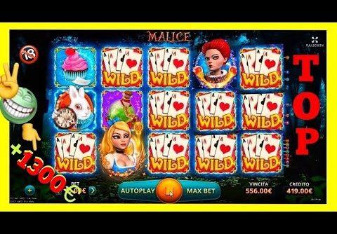 Slot BAR❣️Malice❣️Online💣Super BIG WIN(Cristaltec)💸Record Win🔝
