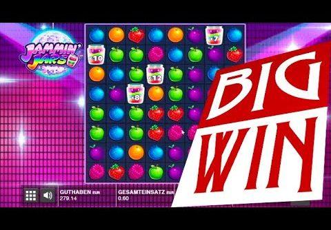 BIGGEST WIN on Jammin Jars ONLINE SLOT   Best wins of the week online casino