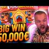 Streamer Insane win 50.000€ on The Dog House Slot – Top 5 Biggest Wins of week
