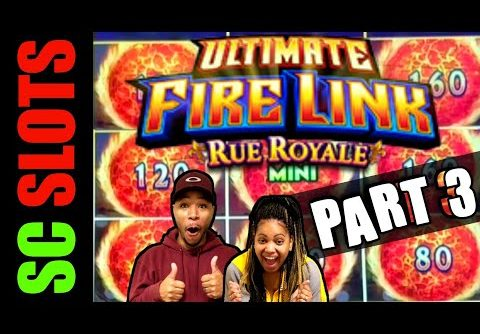 HOLY SMOKES We DOMINATED This Slot Machine!!! ULTIMATE FIRE LINK Super Big Win Bonus – PART 3