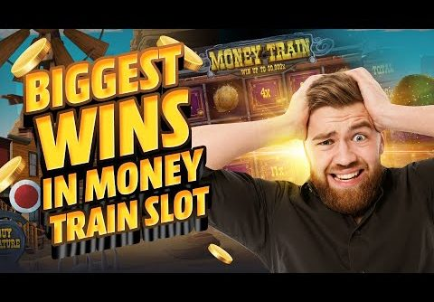Biggest Wins in Money Train slot