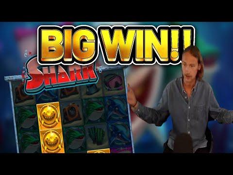 BIG WIN!!!! RAZOR SHARK BIG WIN – Online Slot from Casinodaddys live stream