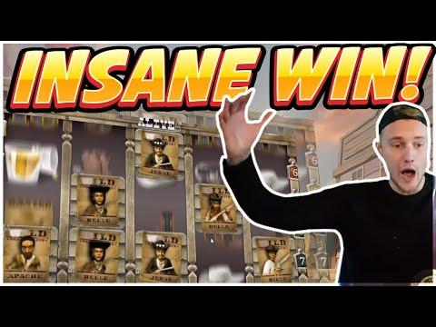 INSANE WIN! Dead or Alive Big win – HUGE WIN – Online Slot from Casinodaddy Live Stream