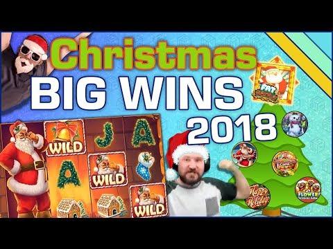 Christmas Slots Big Wins