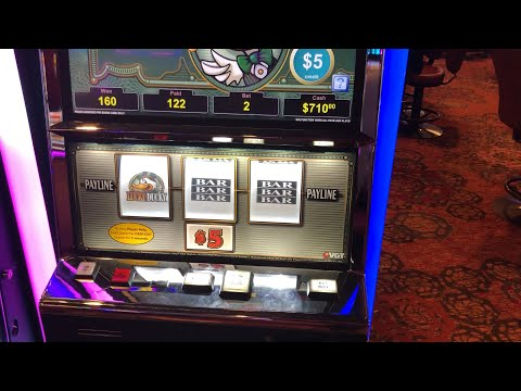 LUCKY DUCKY HUGE WIN $$ $10 BET $$$ LIVE VGT SLOT PLAY AT CHOCTAW  $$$