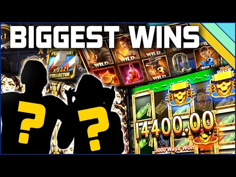 Top 5 BIGGEST Slot Wins EVER by ???