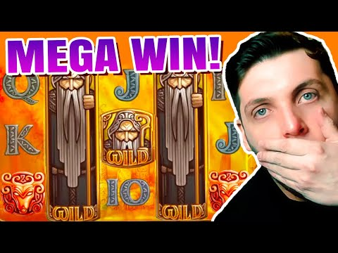 *WOW* HUGE WIN on HIGH STAKES SLOTS – SECRET OF THE STONES WIN!