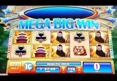 MEGA BIG WIN! Golden Emperor Slot Machine-4 Bonuses