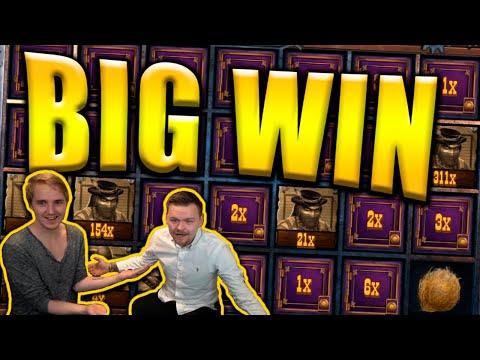 BIG WIN on MONEY TRAIN Slot – Casino Stream Big Wins