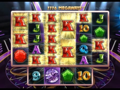 Who Wants To Be A Millionaire Slot – HUGE WIN!