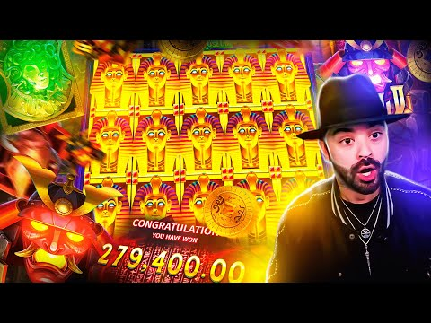 ROSHTEIN New Record Win 280.000€ on Mystery museum Slot – TOP 5 Mega wins of the week