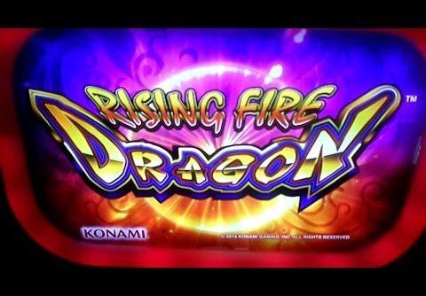 Epic Comback Again -Rising Fire Dragon Slot Bonuses Chronologically MEGA WIN -Konami
