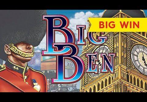 Big Ben Slot – SHORT & SWEET – BIG WIN SESSION!