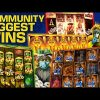 Community Biggest Wins #40 / 2021 slot