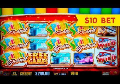 Spin It Grand Slot – SHORT & SWEET – BIG WIN!