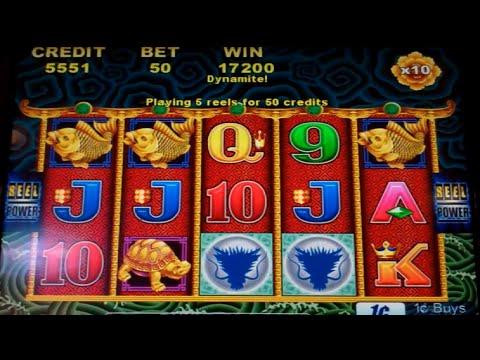 5 Dragons Slot Machine Bonus – 8 Free Games w/ 10x Multiplier – MEGA BIG WIN (#2)