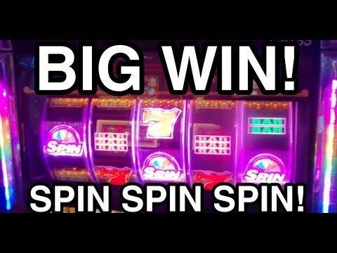 BIG WIN! SLOT PLAY AT COUSHATTA!