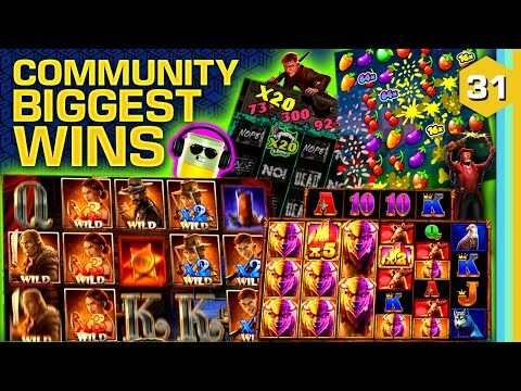 Community Biggest Wins #31 / 2021