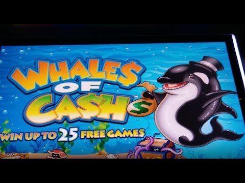 Huge Comeback Win on Whales of Cash Original !! Super Hot Machine